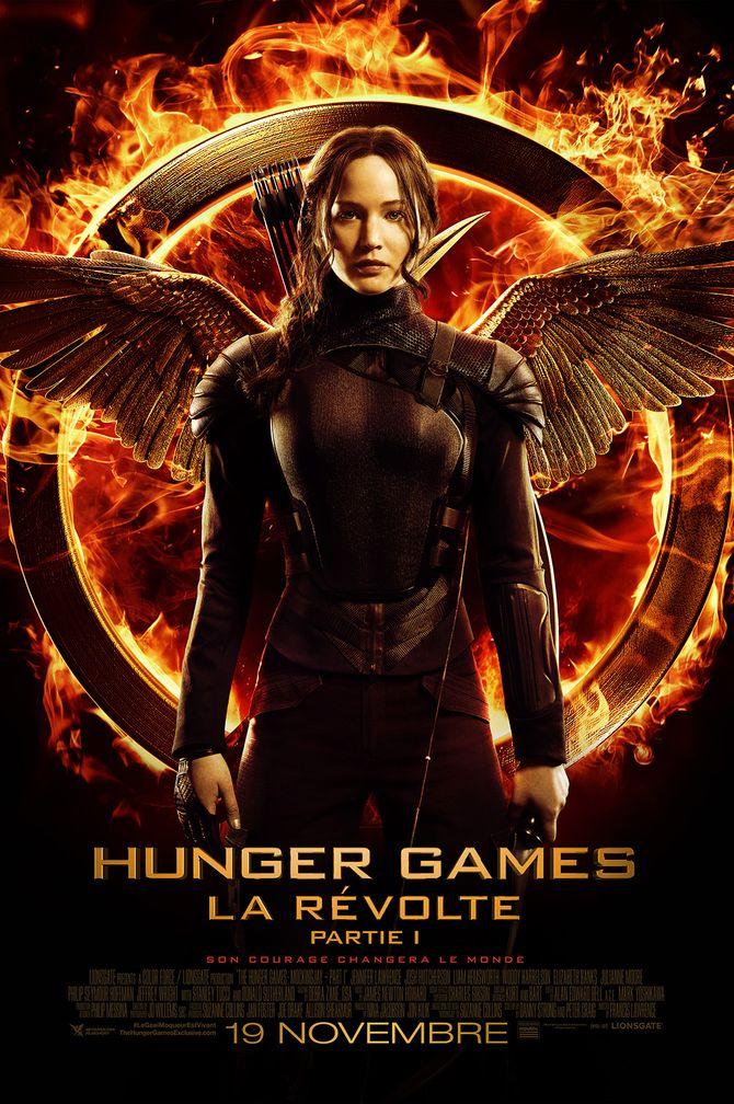 Le nouveau poster de Katniss Everdeen