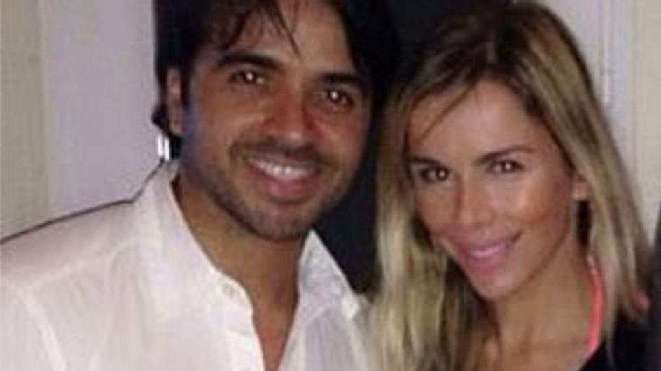 El cantante Luis Fonsi se casa con su novia española