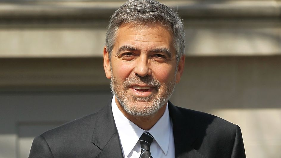 George Clooney : Marié demain ?