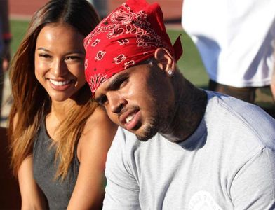 Chris Brown und Karrueche Tran