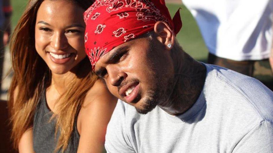 Chris Brown: Model-Freundin Karrueche Tran darf bei ihm einziehen