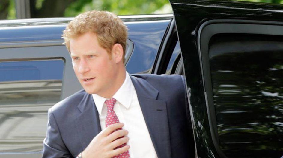 Prince Harry : Impliqué dans un grave accident de voiture