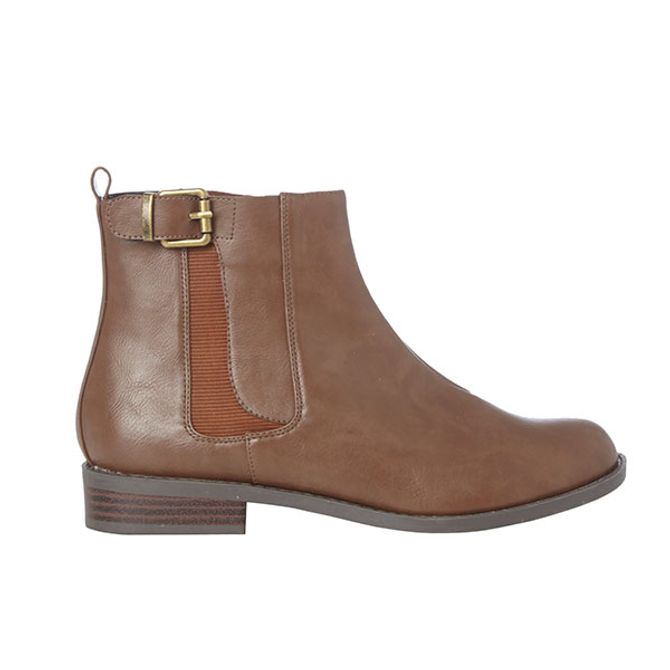 Brown Chelsea Boot - £18