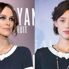 Keira Knightley vs Astrid Bergès-Frisbey : Qui porte le mieux la robe sage signée Chanel ?