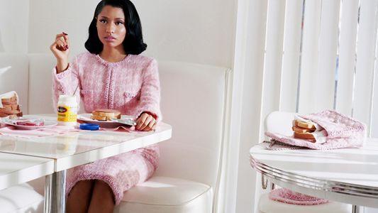 Nicki Minaj pour Dazed & Confused Magazine