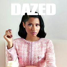 Nicki Minaj : Méconnaissable pour Dazed & Confused Magazine (Photos)