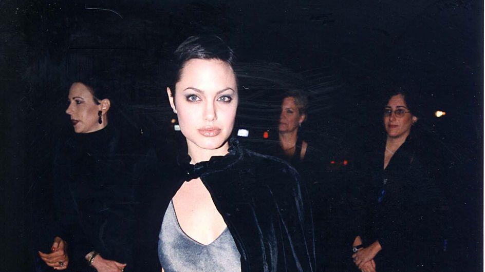 Angelina Jolie : Anorexique et brutalisée pendant son enfance