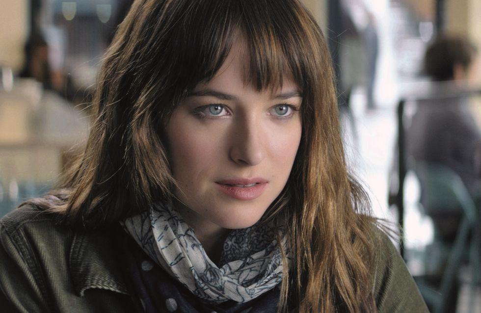 50 Shades of Grey : Anastasia Steele se dévoile (Photo)