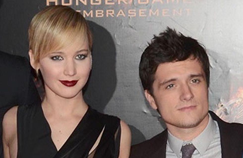 Jennifer Lawrence nue sur le Net : Josh Hutcherson en colère