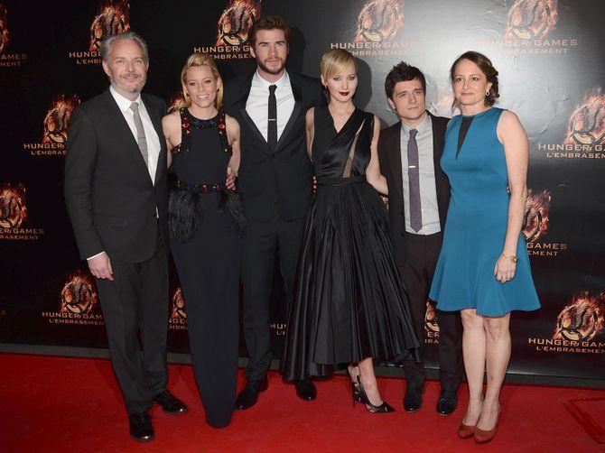 L'équipe de Hunger Games 2