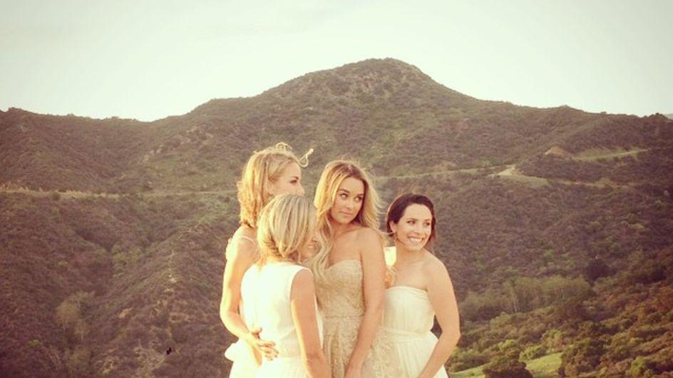 Lauren Conrad s'est mariée !