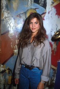 Jennifer Aniston plus jeune