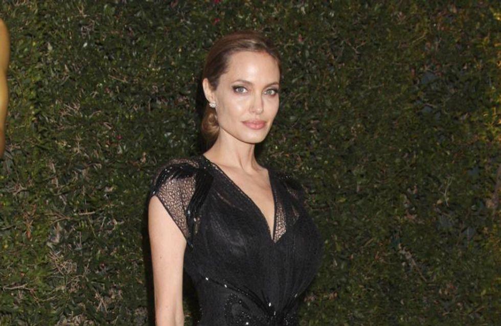 Angelina Jolie: So schrecklich war ihre Kindheit
