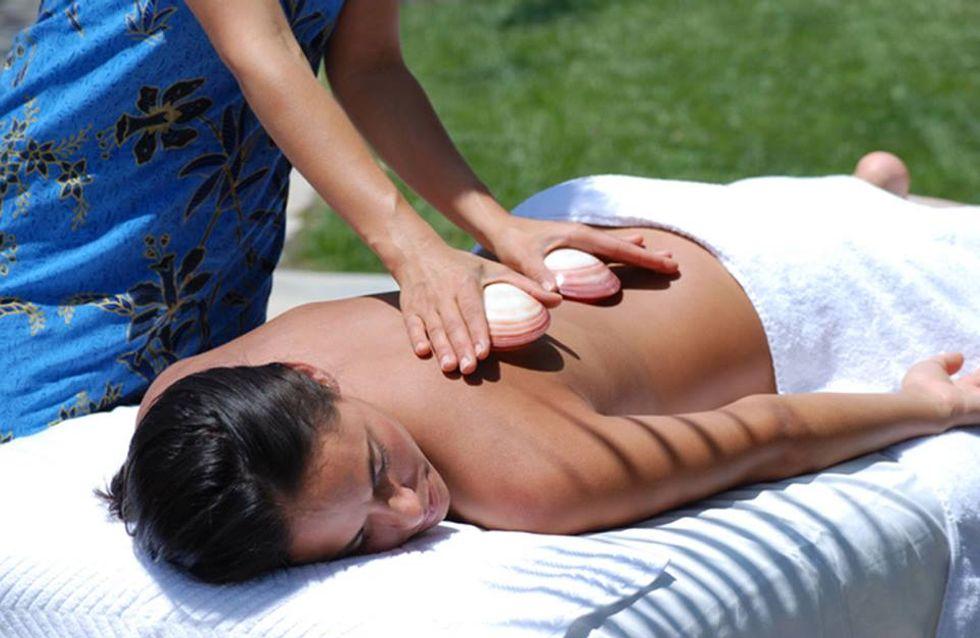 Lavashells: il massaggio più gettonato al rientro in città