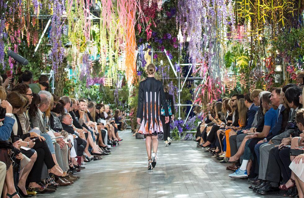 Fashion Week de Paris : Demandez le programme