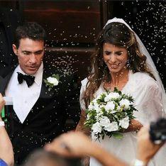 Elisabetta Canalis e Brian Perri finalmente sposi. Tutte le immagini delle nozze della ex velina!