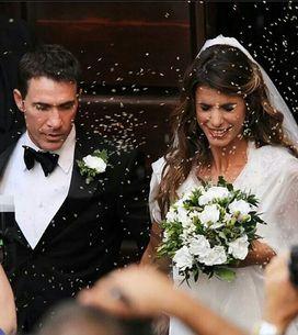 Elisabetta Canalis e Brian Perri finalmente sposi. Tutte le immagini delle nozze