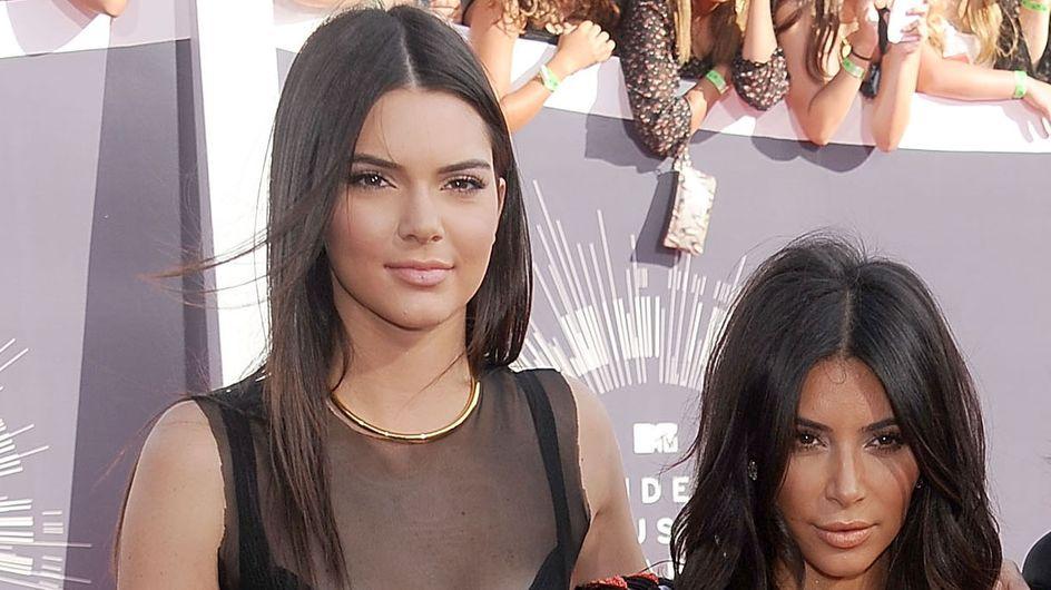 Kim Kardashian : Kendall Jenner ne veut pas la voir à ses défilés