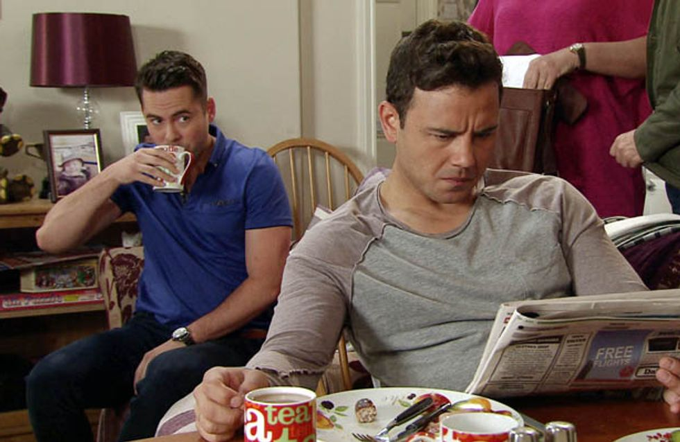 Coronation Street 22/09 – Peter braces himself for the inevitable