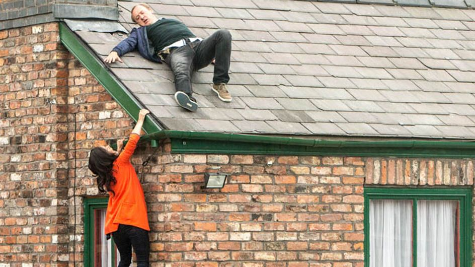 Coronation Street 26/09 – Neil takes his delusions to new heights