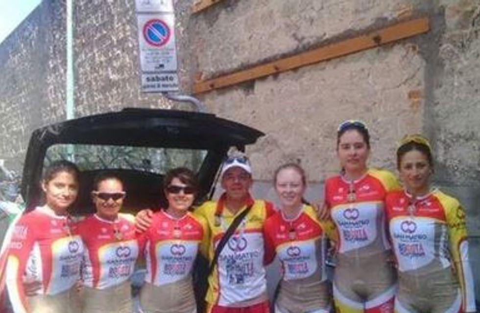 Le maillot des cyclistes colombiennes fait scandale (et on comprend pourquoi)