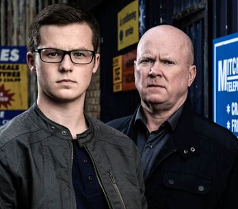 Eastenders 22/09 – Ben returns to Phil's surprise