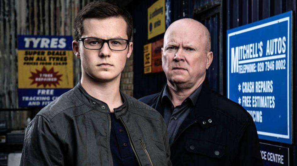 Eastenders 22/09 – Ben returns to Phil's surprise