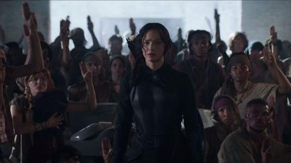 Hunger Games 3 : Le retour de Katniss en force dans la nouvelle bande-annonce (Vidéo)