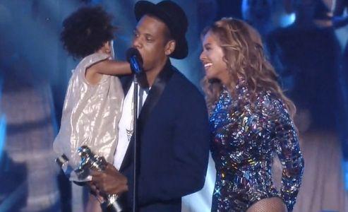 Beyoncé e Jay-Z insieme alla figlia