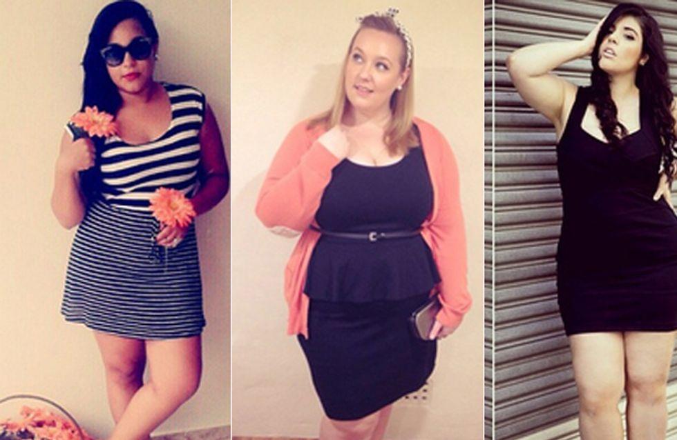 #CelebrateMySize: Diese Frauen zeigen, dass cooler Style nichts mit der Kleidergröße zu tun hat!