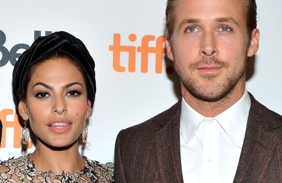 Ryan Gosling et Eva Mendes : Parents d'une petite fille