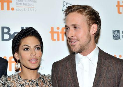 Ryan Gosling und Eva Mendes