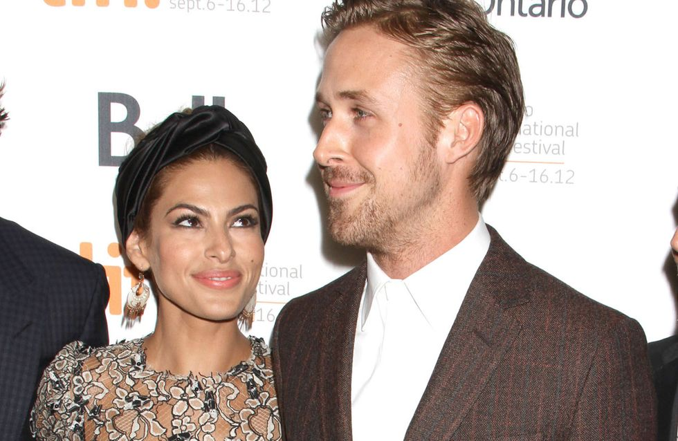 ¡Ryan Gosling y Eva Mendes ya son padres!
