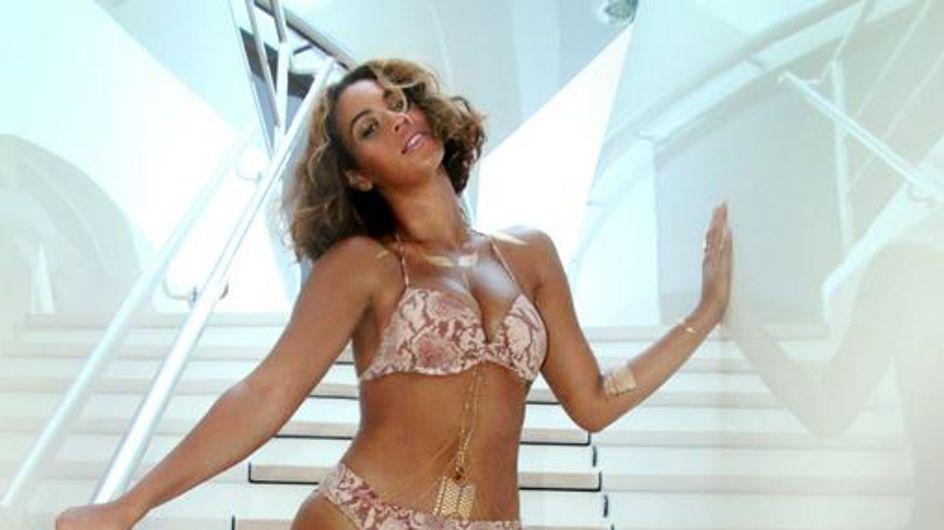 Beyoncé : Sexy en maillot pour ses vacances méditerranéennes (Photos)