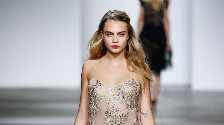 Cara Delevingne : Reine de la Fashion Week londonienne