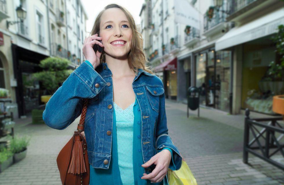 Après les couloirs de bus et les pistes cyclables, les trottoirs réservés aux utilisateurs de portables