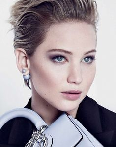Jennifer Lawrence égérie Dior