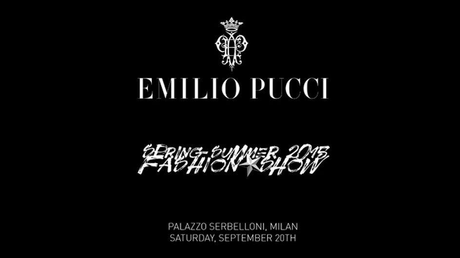 Video/ Emilio Pucci fashion show primavera estate 2015