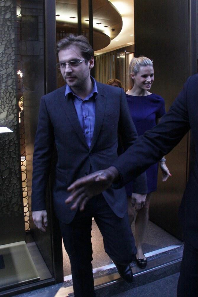 Michelle e Tomaso alle prese con la scelta delle fedi