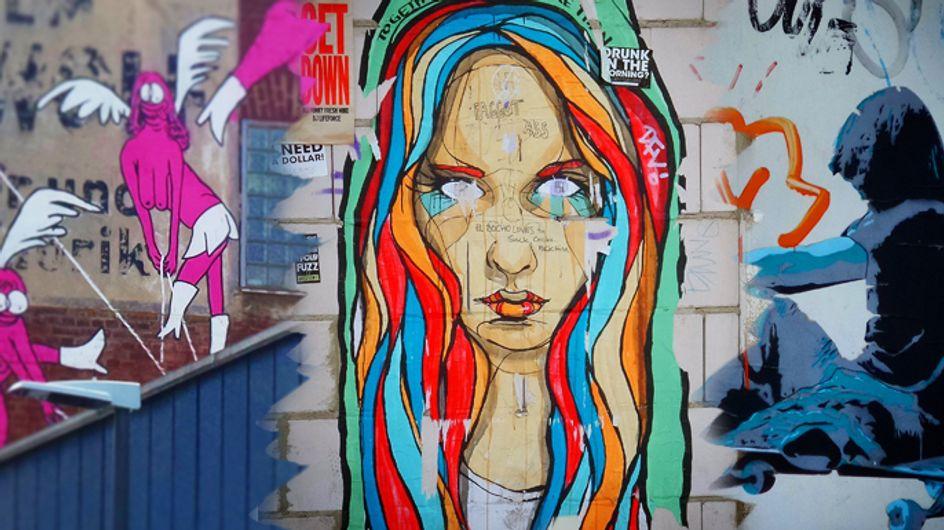 Mit offenen Augen durch den Großstadt-Dschungel: Die coolsten Streetart-Bilder aus Köln