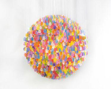 Gummibären-Lampe