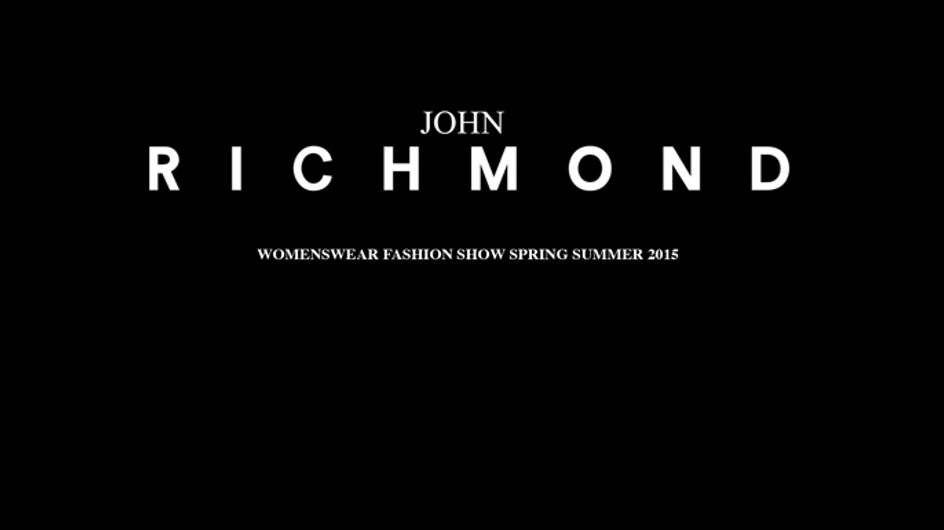 Streaming/ John Richmond live show primavera estate 2015