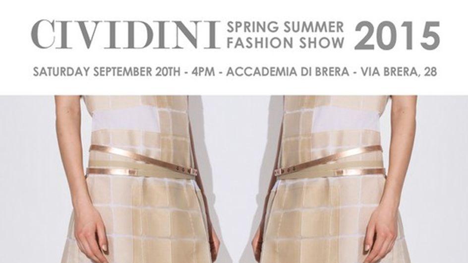 Streaming/ Cividini live show primavera estate 2015