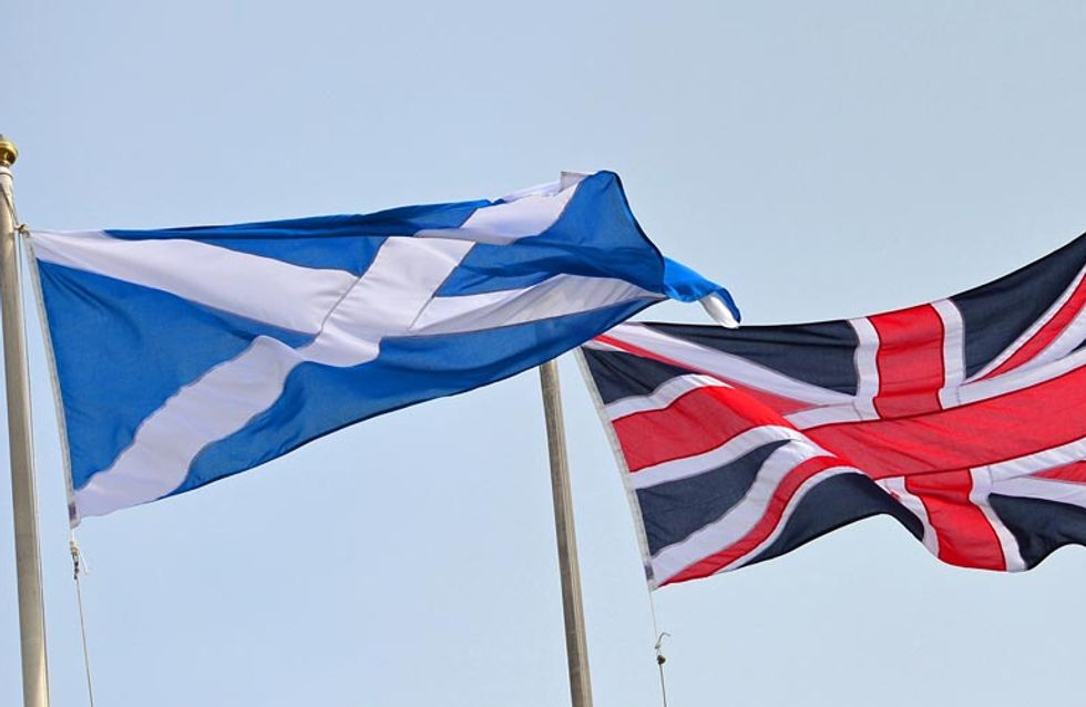 The Scotland Debate – What The Celebs Are Saying