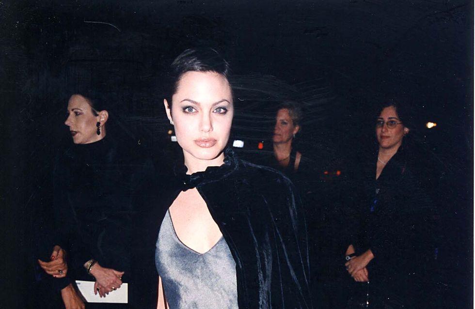 Angelina Jolie: una infancia marcada por la anorexia y la violencia