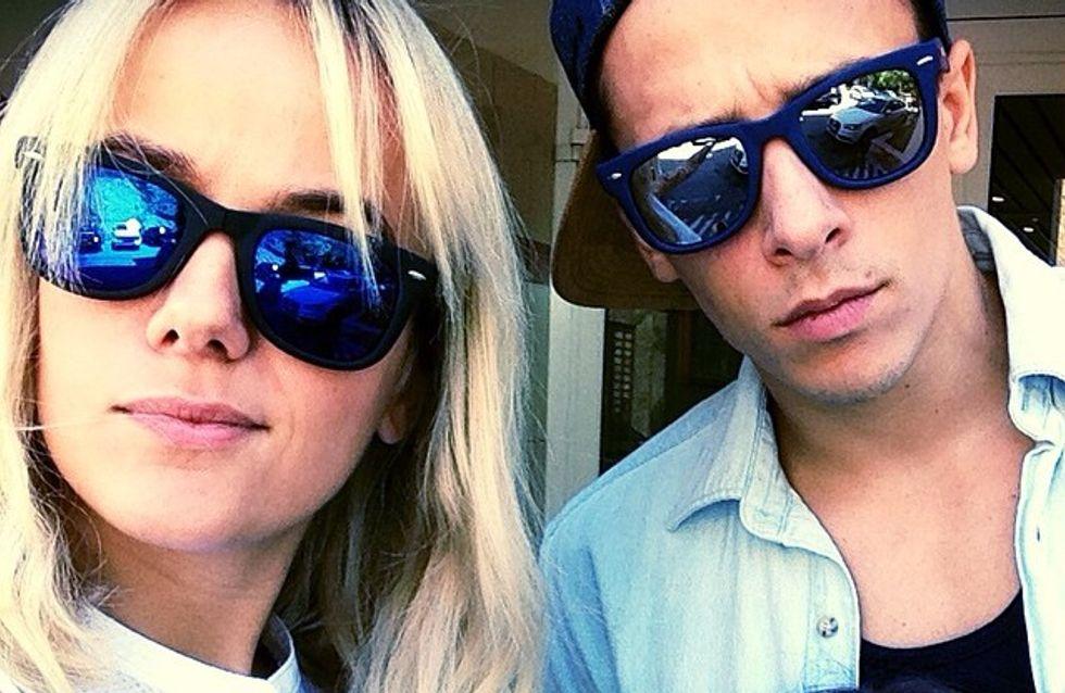 Alizée et Grégoire : Ils fêtent leur 1 an en affichant leur tatouage commun (Photo)