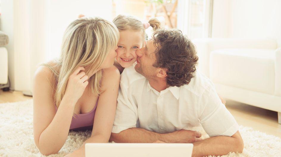 Le bisou miracle : Il revient pour embrasser sa fille et sauve la vie de sa femme