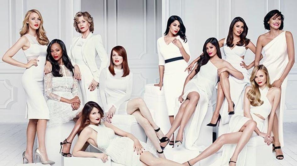 Laetitia Casta, Eva Longoria... Elles imaginent leur rouge à lèvres pour L'Oréal Paris