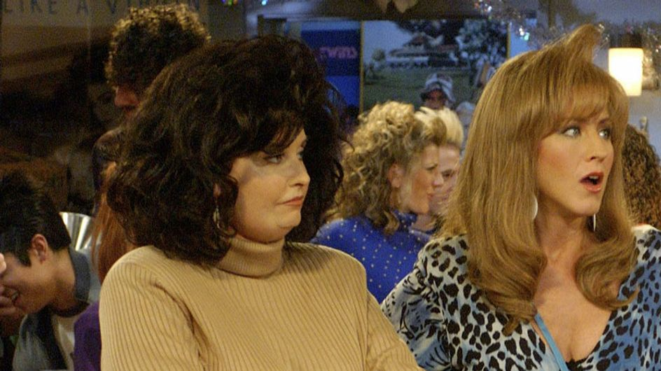 8 Of The Funniest Hairstyles From Friends