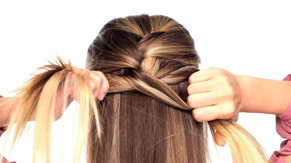 How To Plait The Perfect French Braid